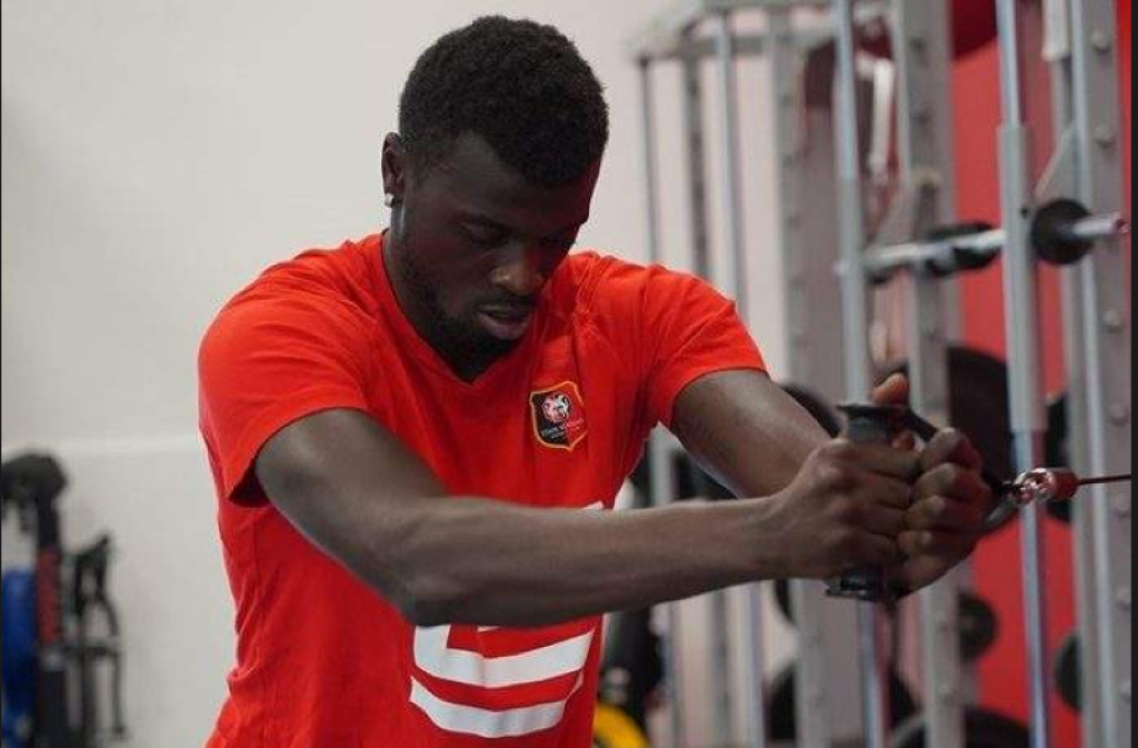 Rennes : M'Baye Niang toujours absent