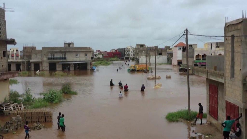 Inondations : Depuis 2012, plus de 20 milliards noyés...