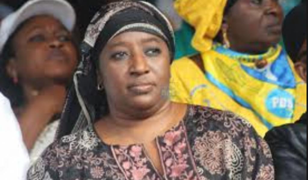 Aminata Lô Dieng en grève de la faim