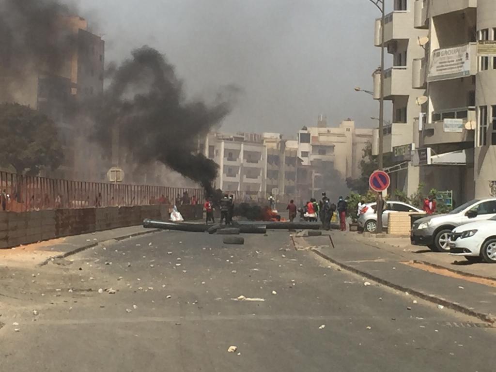 Echauffourées chez Sonko: Les personnes arrêtés déférées au parquet ce mercredi