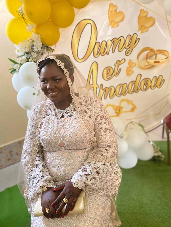Oumy Regina Sambou de la série MDHM s'est mariée !