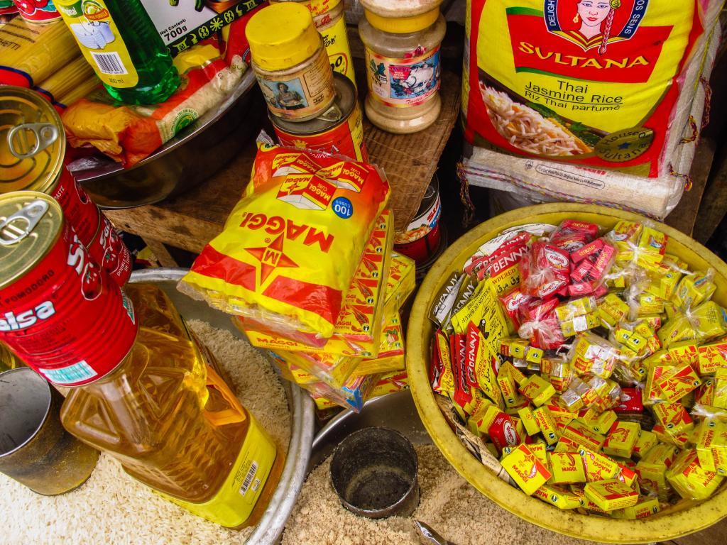 Macky Sall va lourdement taxer les bouillons alimentaires